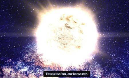 100000stars-sun
