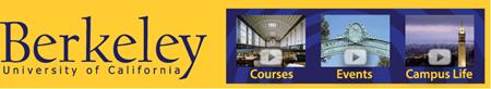 Des cours de l'université de Berkeley sur YouTube