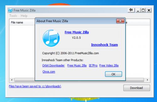 deezer free music zilla