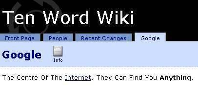 ten-word-wiki