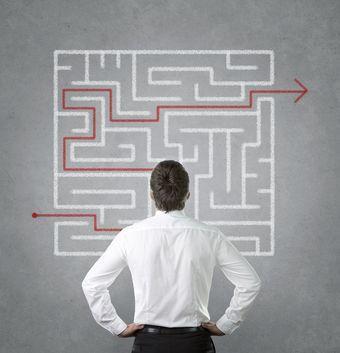 trouver la direction dans le labyrinthe de sa vie