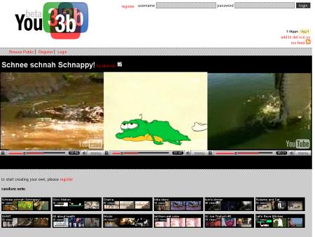 Regarder 3 vidéos YouTube en simultané
